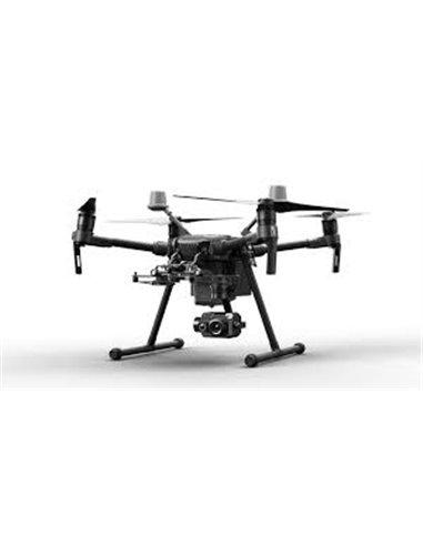 Curso práctico piloto drone 5-15 kilos Oficial